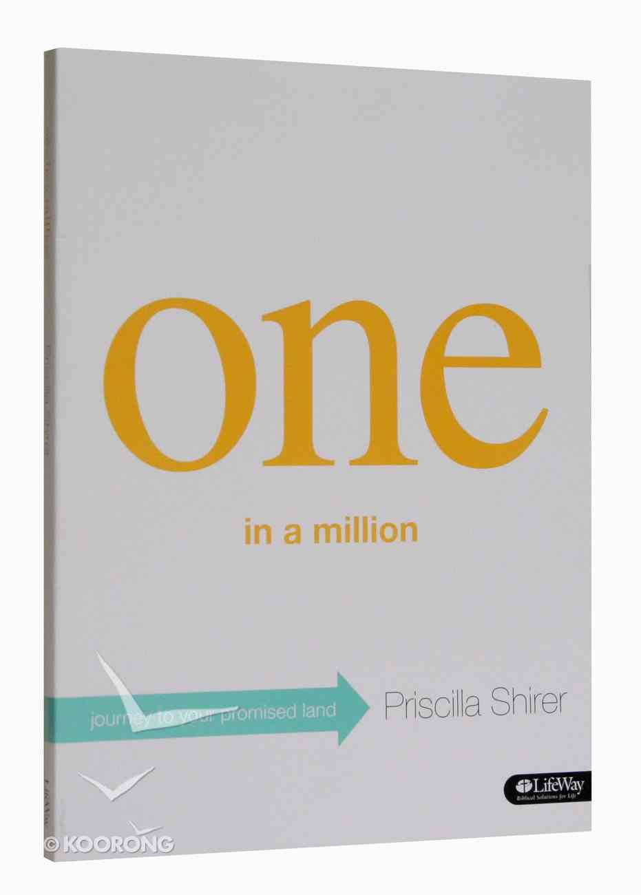 One in a Million (Member Book With Leader Guide) Paperback