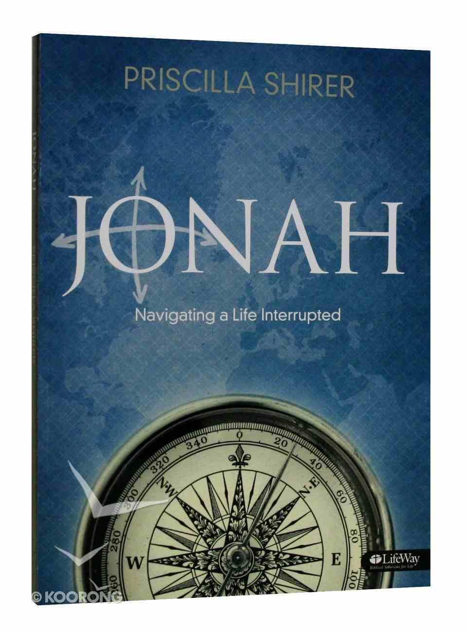 Jonah: Navigating a Life Interrupted (Member Book) Paperback