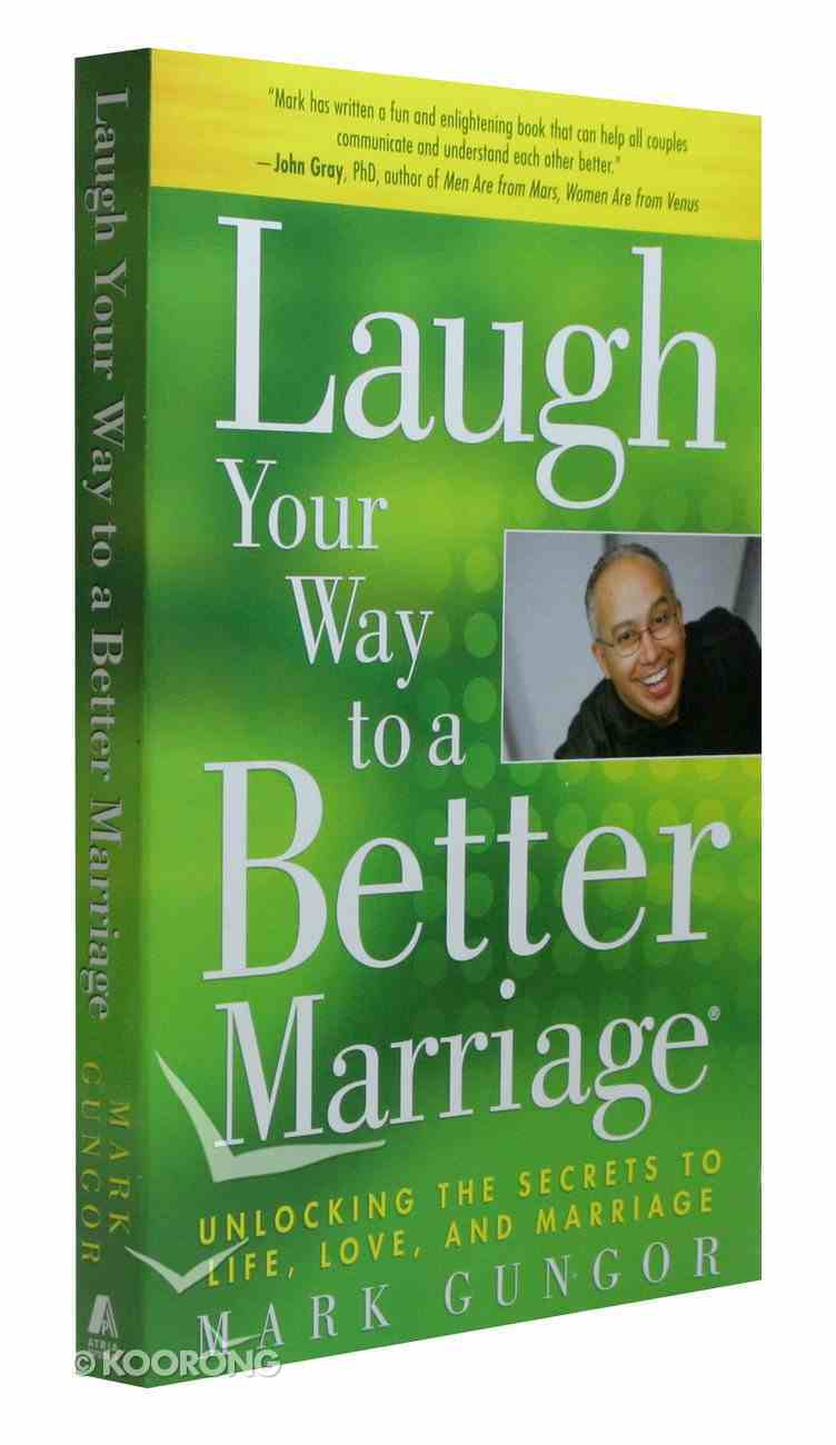 Laugh Your Way to a Better Marriage Paperback