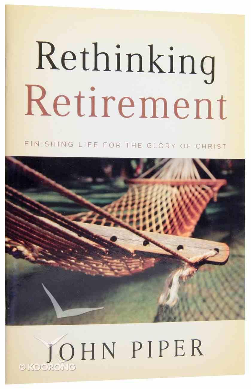 Rethinking Retirement Paperback