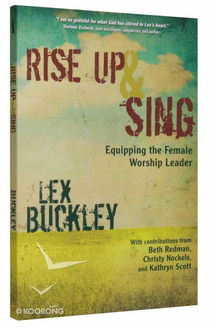 Rise Up and Sing Paperback