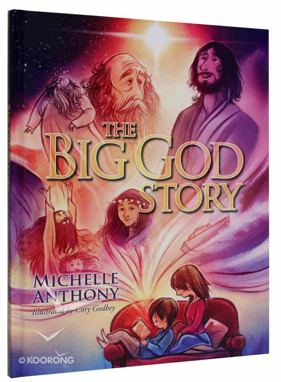 The Big God Story Hardback