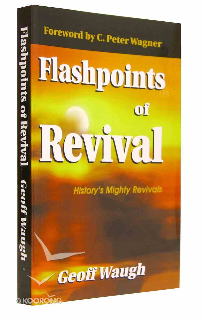 Flashpoints of Revival Paperback