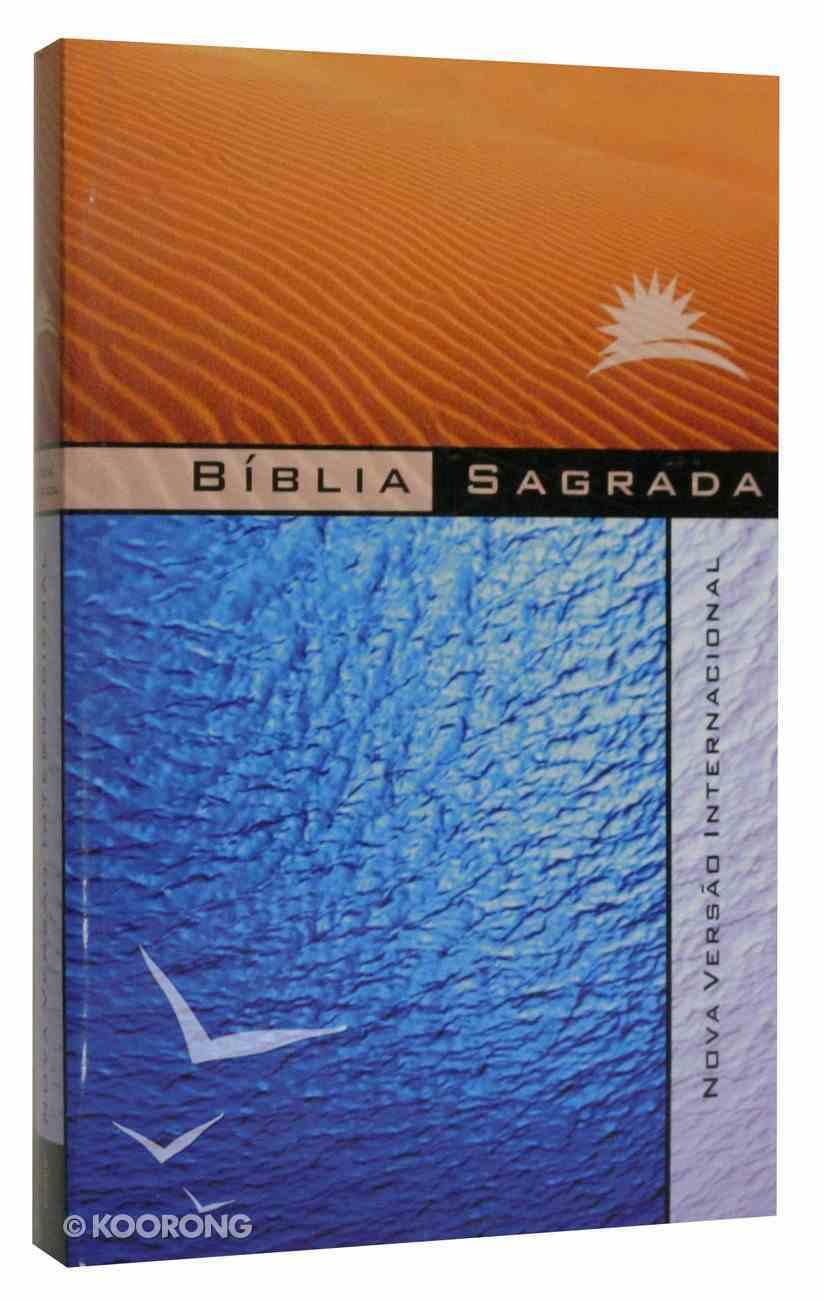 Nvi Biblia Sagrada Portugese Bible (Black Letter Edition) Paperback