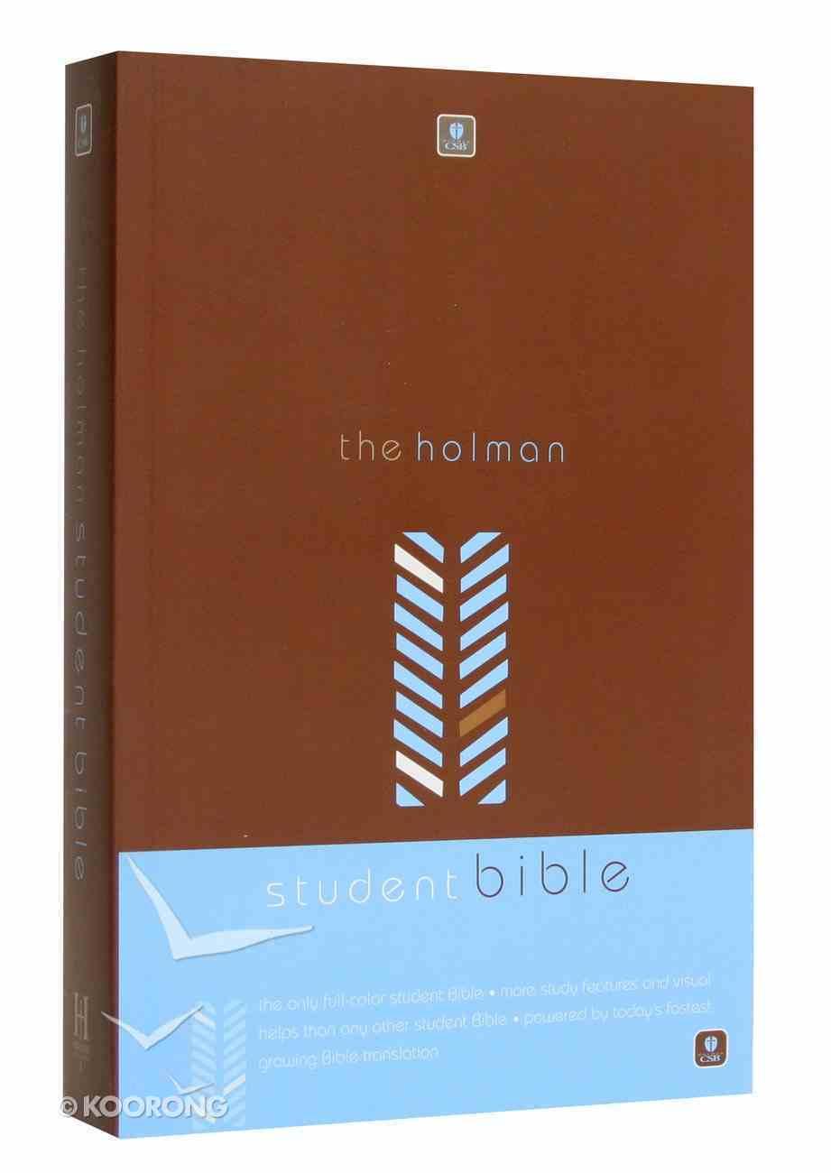 HCSB Student Bible Paperback