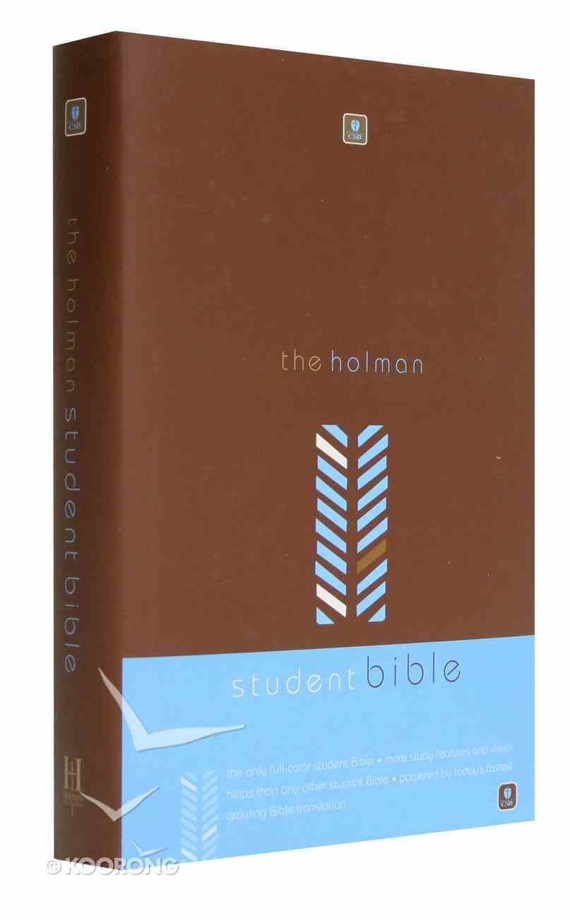 HCSB Student Bible Hardback