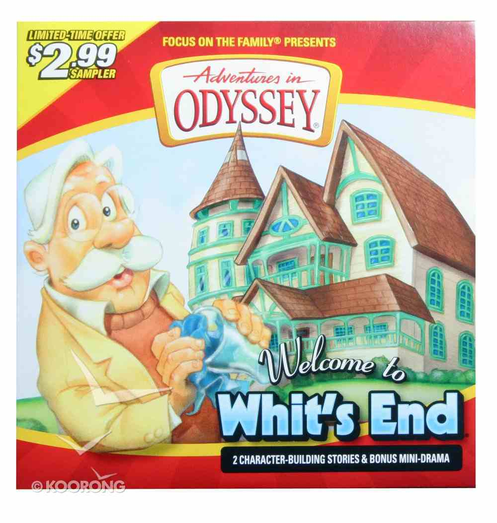 Welcome to Whit's End (Adventures In Odyssey Audio Series) CD