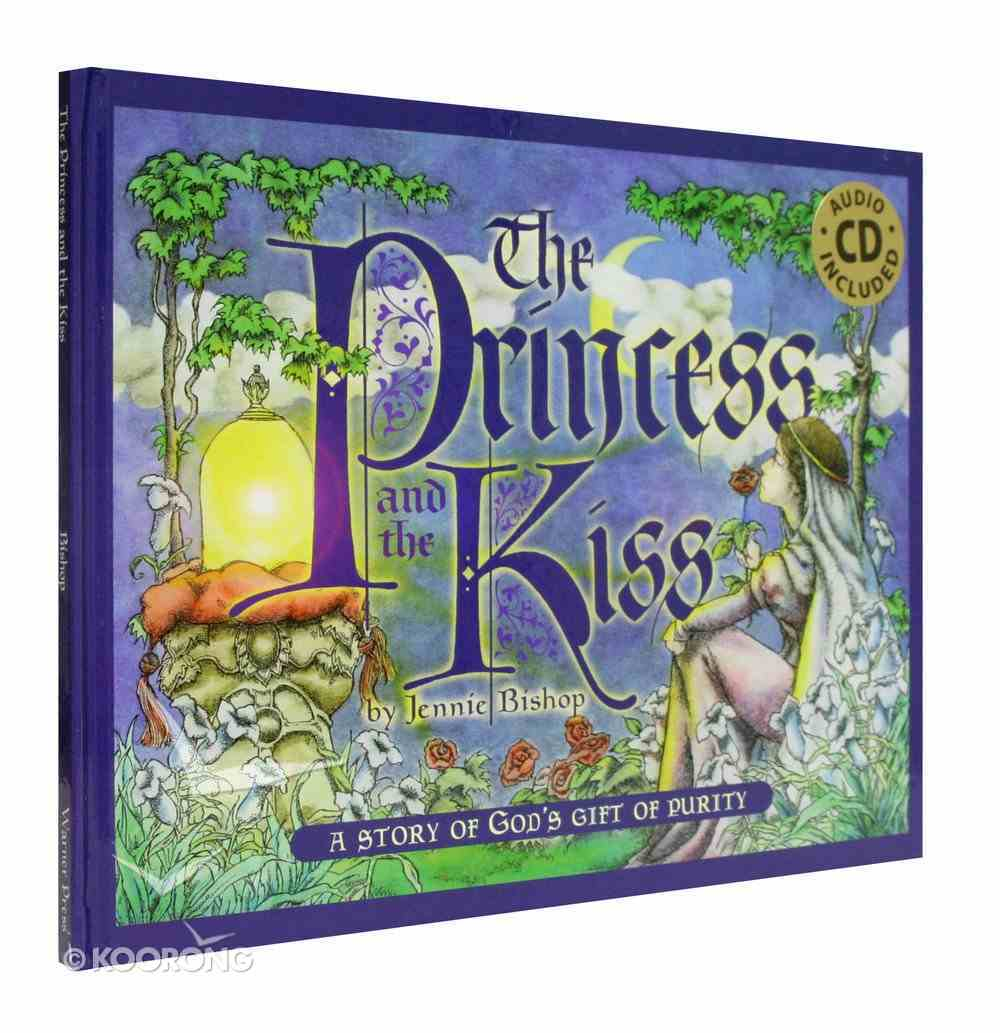 Princess and the Kiss 10Th Anniversary Edition (With Cd) Hardback
