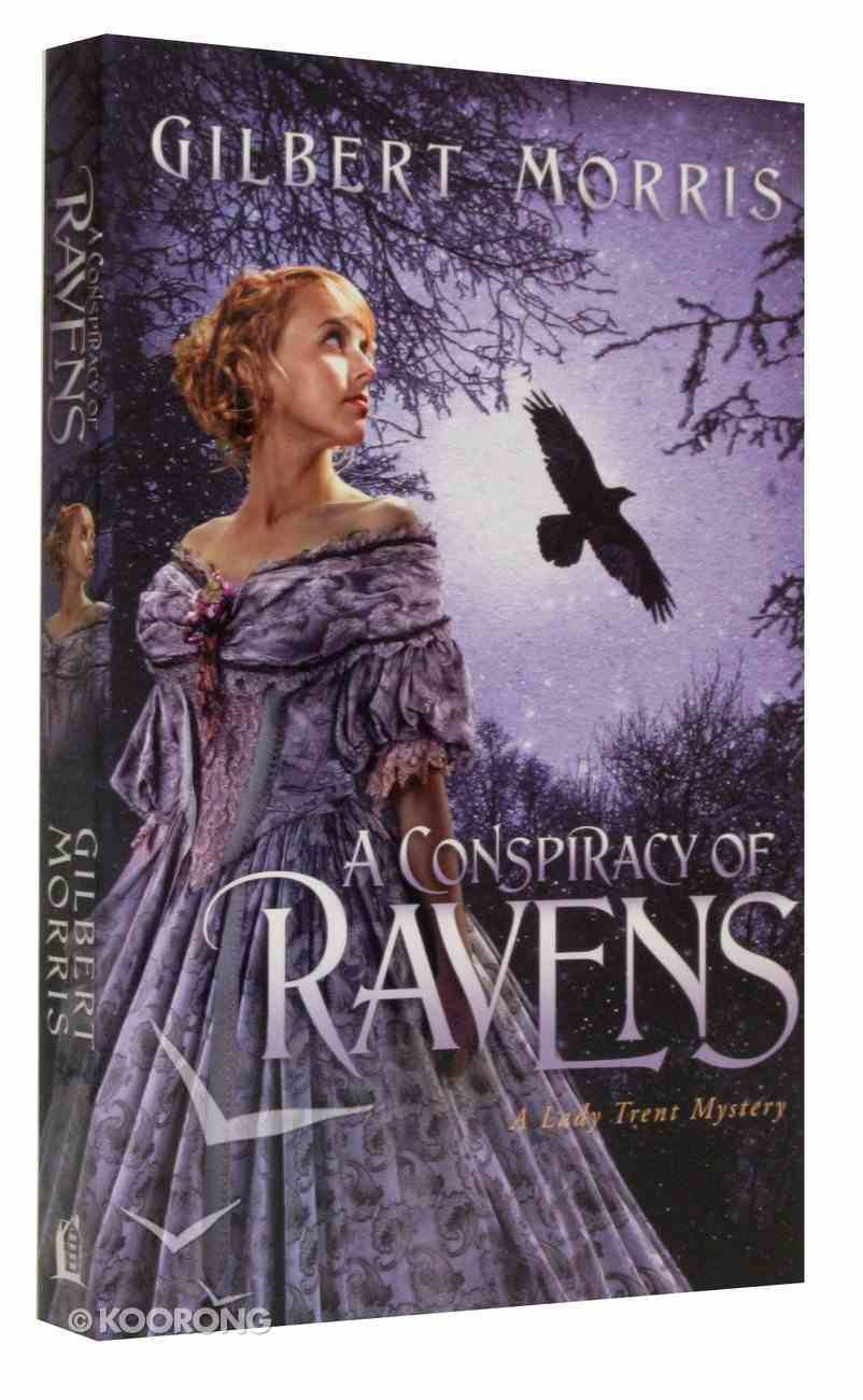 A Conspiracy of Ravens (Lady Trent Mystery Series) Paperback