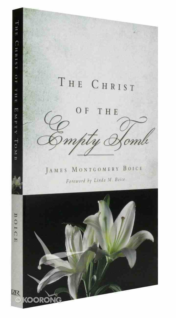 The Christ of the Empty Tomb Paperback