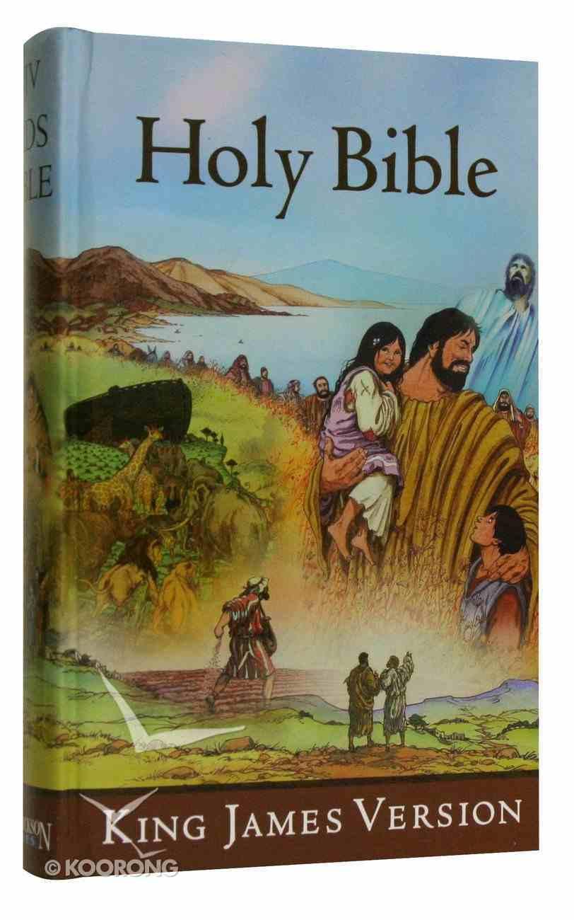 KJV Kids Bible Hardback