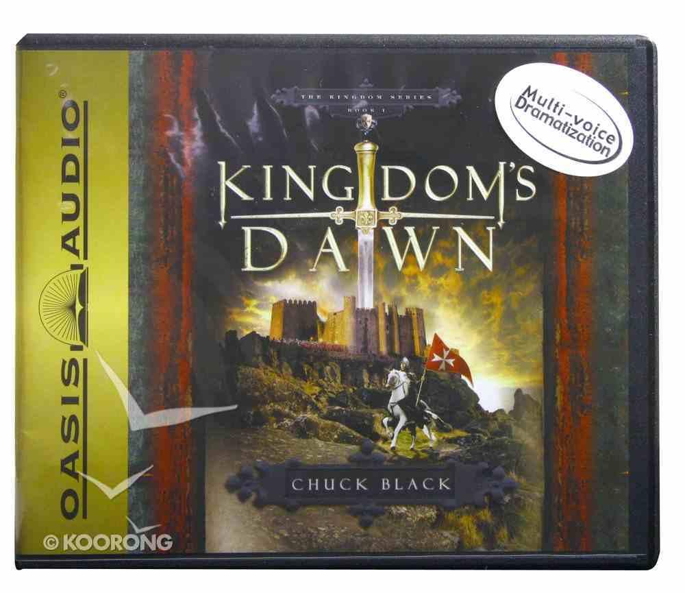 Kingdom #01: Kingdom's Dawn (3 CDS) (#01 in The Kingdom Series Audiobook) CD