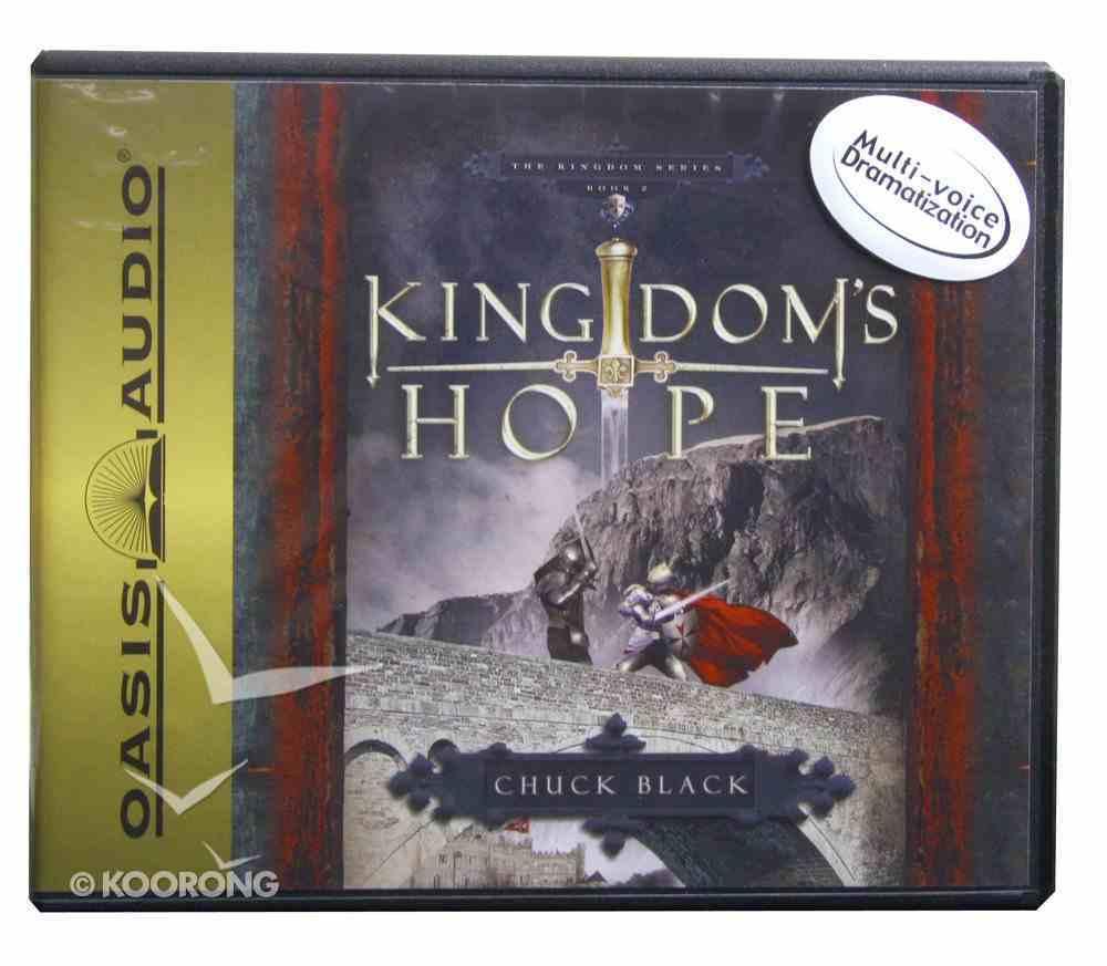Kingdom #02: Kingdom's Hope (3 CDS) (#02 in The Kingdom Series Audiobook) CD