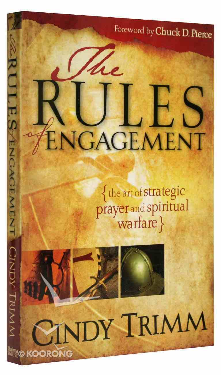 The Rules of Engagement Paperback