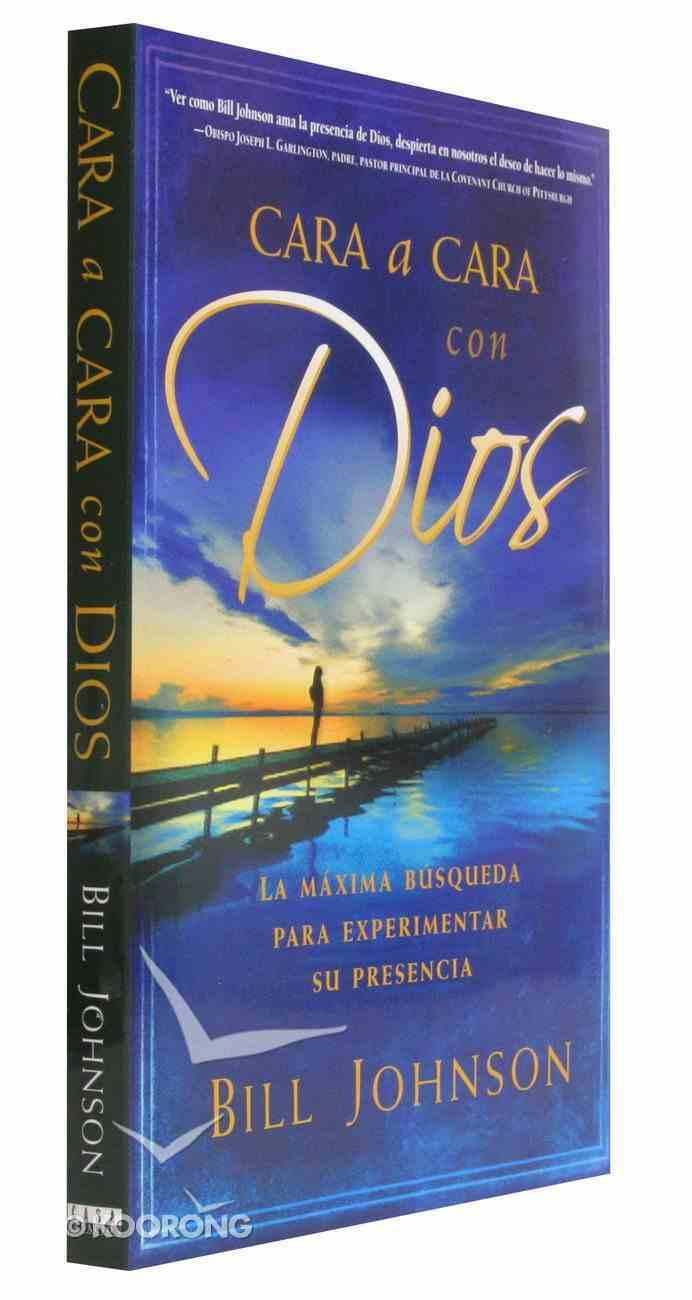 Cara a Cara Con Dios (Face To Face With God) Paperback