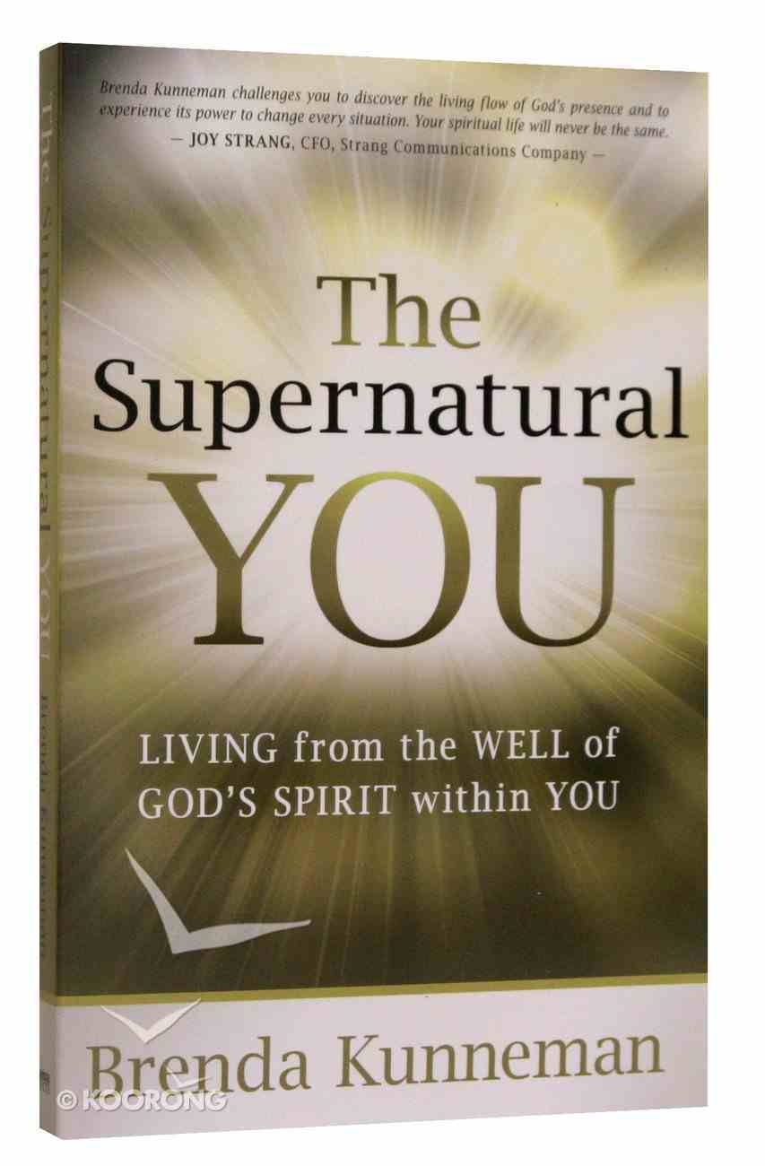 The Supernatural You Paperback