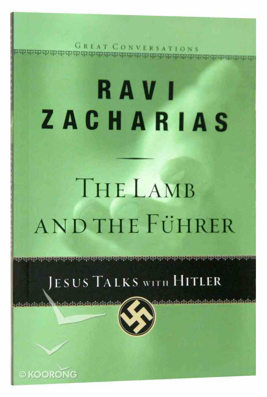 The Lamb and the Fuhrer (#03 in Great Conversations Series) Paperback