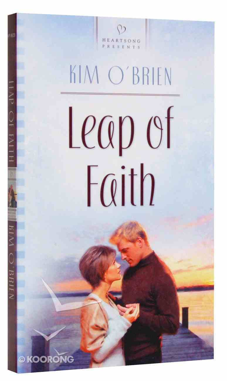 Leap of Faith (Heartsong Series) Paperback