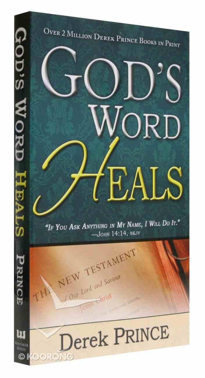 God's Word Heals Paperback