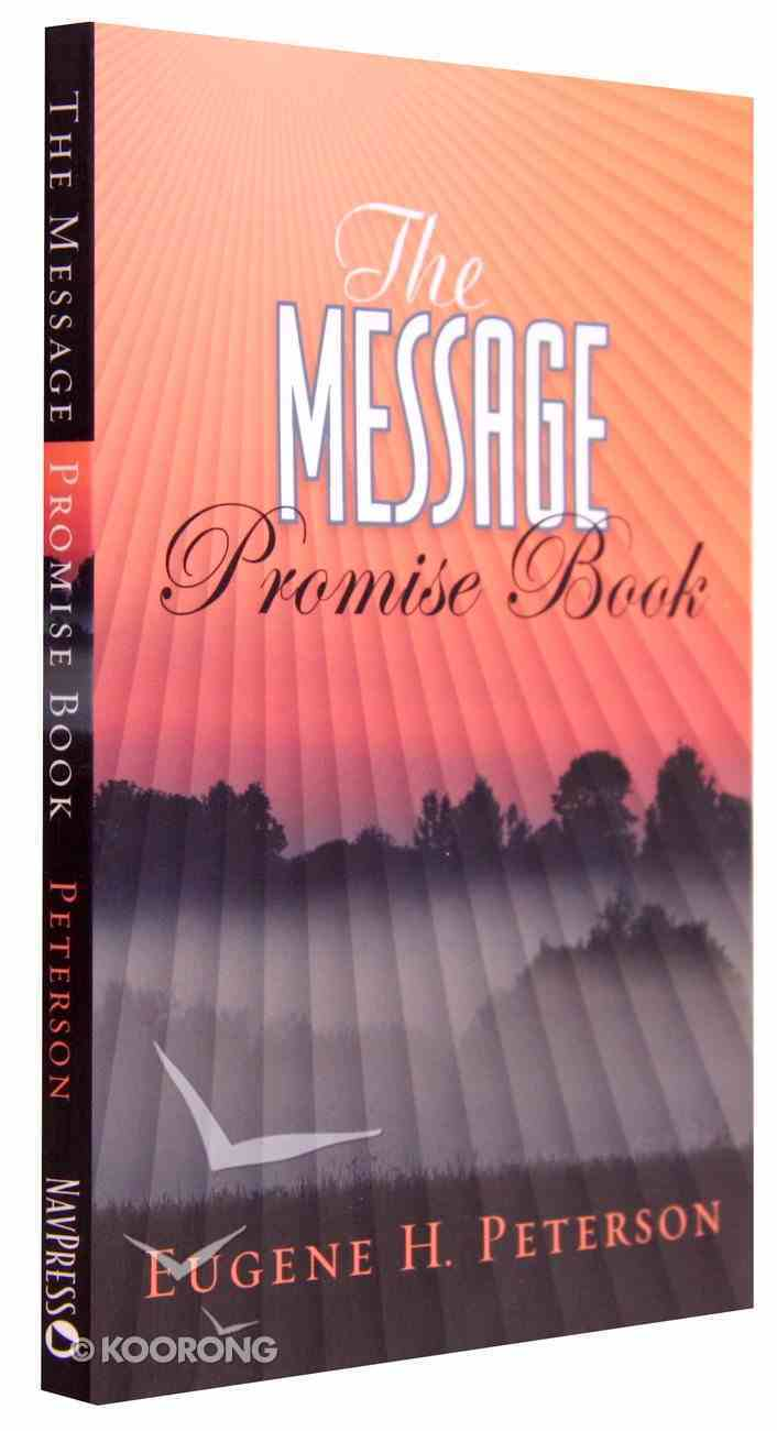 Message, the Promise Book Paperback