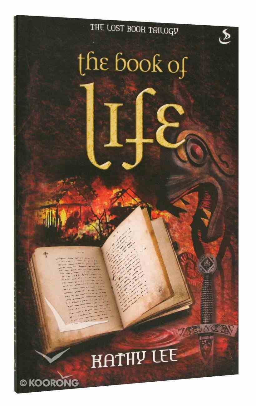 The Book of Life (#03 in The Lost Book Trilogy Series) Paperback