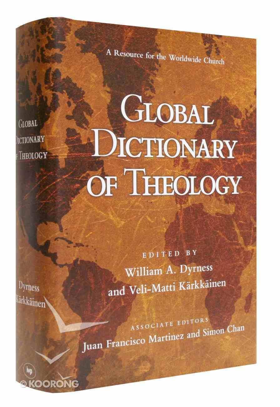 Global Dictionary of Theology Hardback