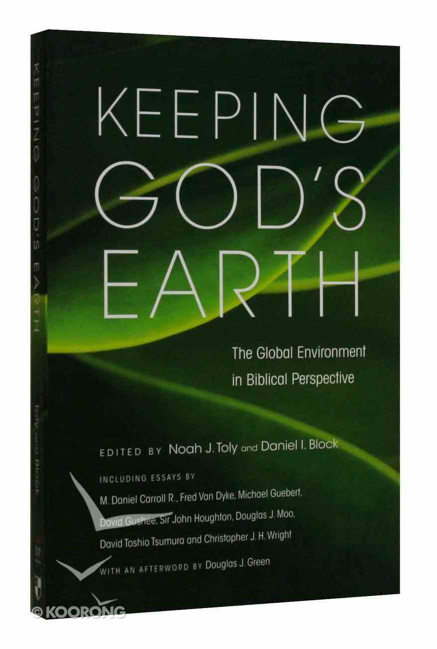 Keeping God's Earth Paperback