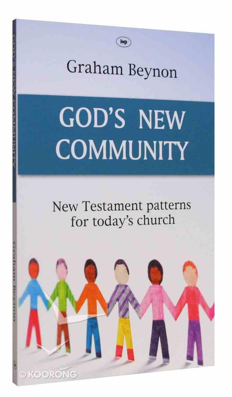 God's New Community Paperback