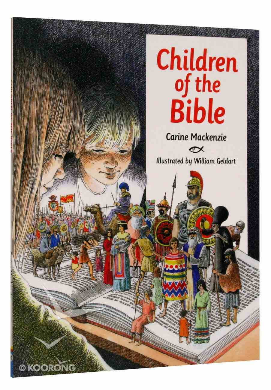 Children of the Bible Paperback