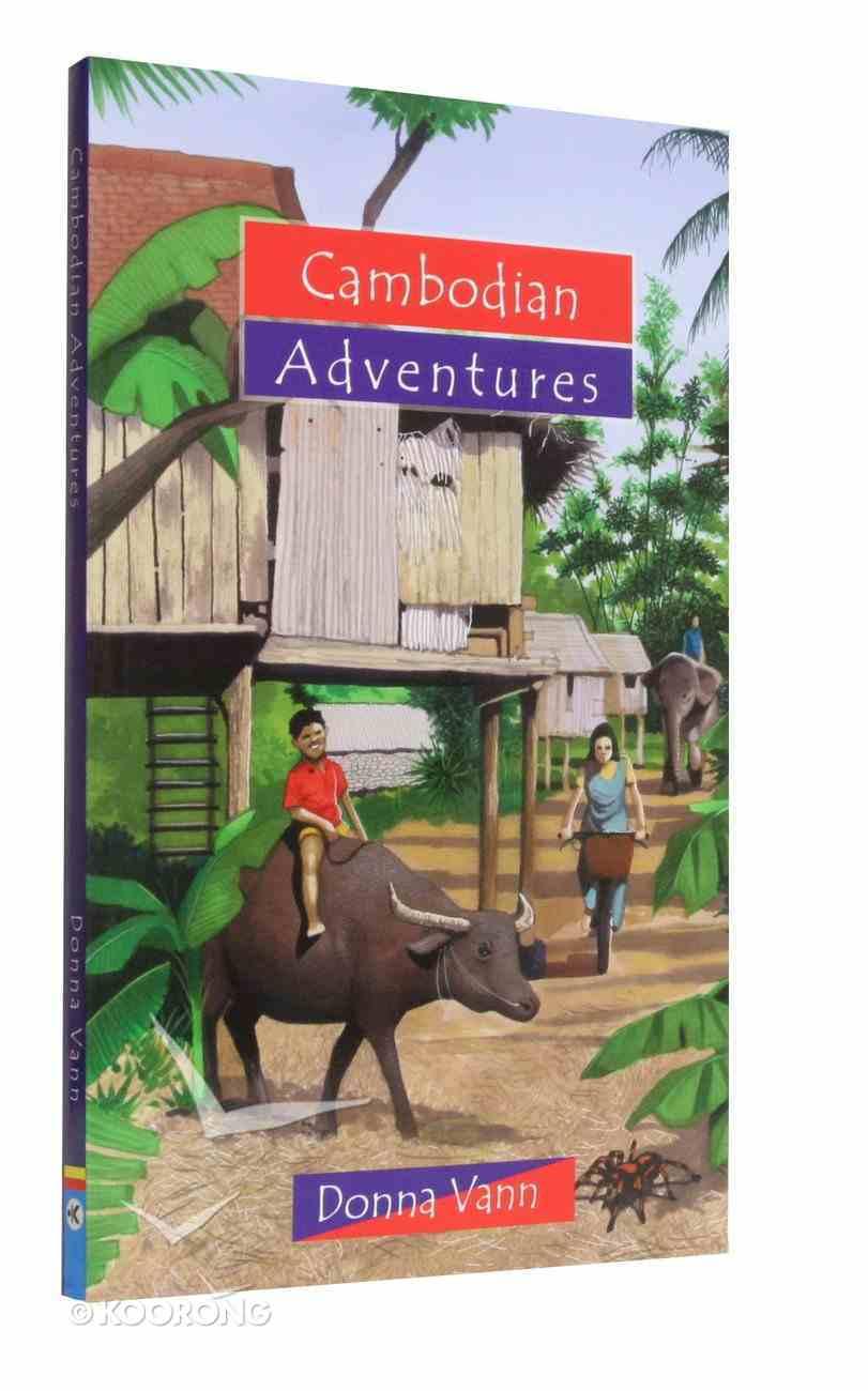 Cambodian Adventures (Adventures Series) Paperback