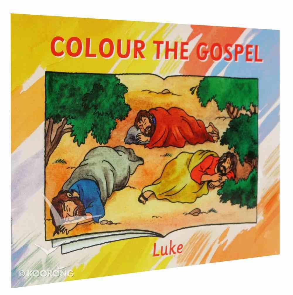 Luke (Colour The Gospels Series) Paperback