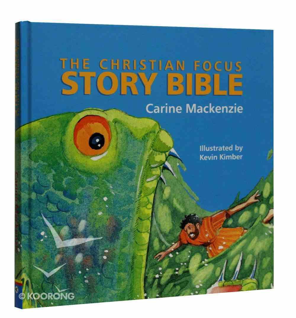 The Christian Focus Story Bible Hardback