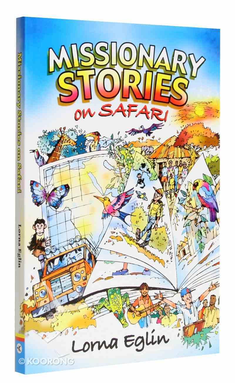 Missionary Stories on Safari Mass Market