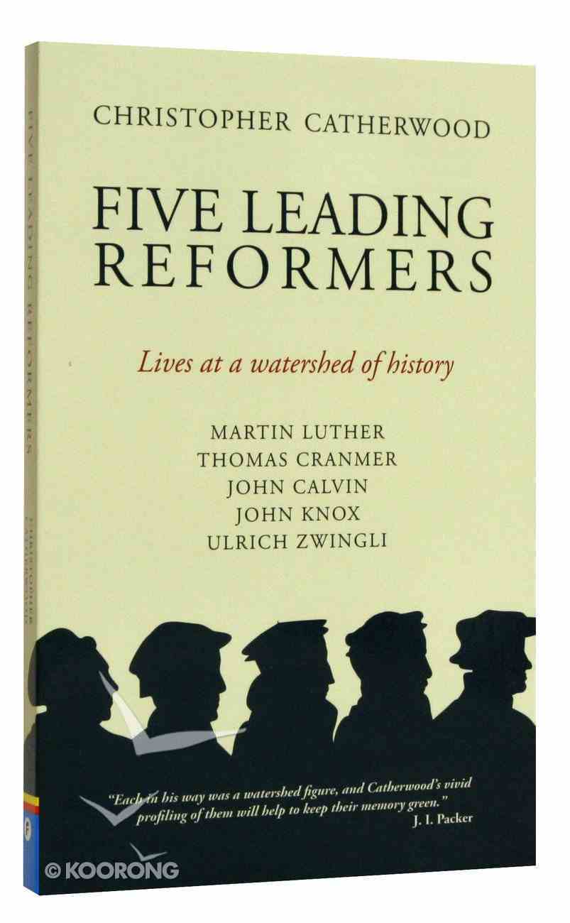 Five Leading Reformers Paperback