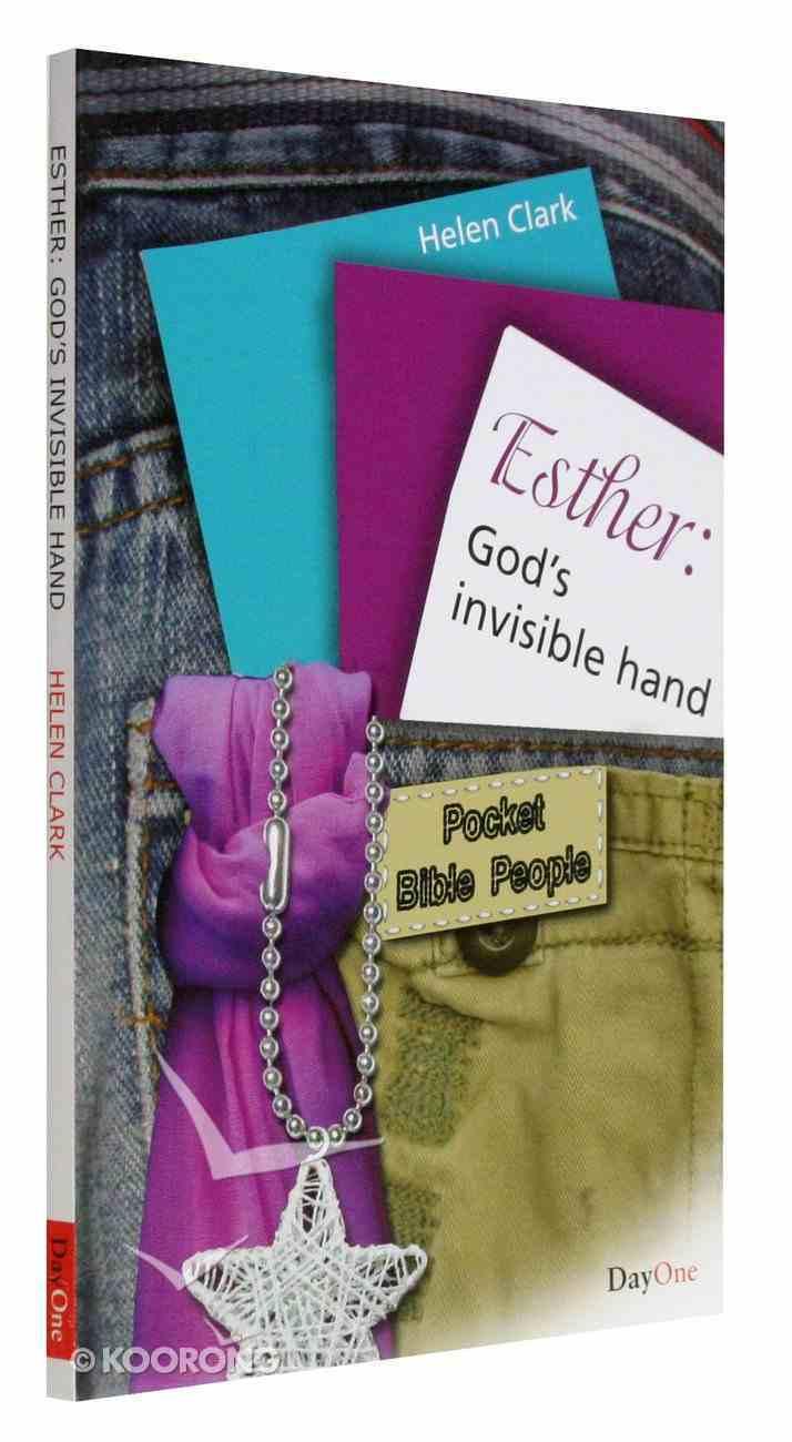 Esther (Pocket Bible People Series) Paperback