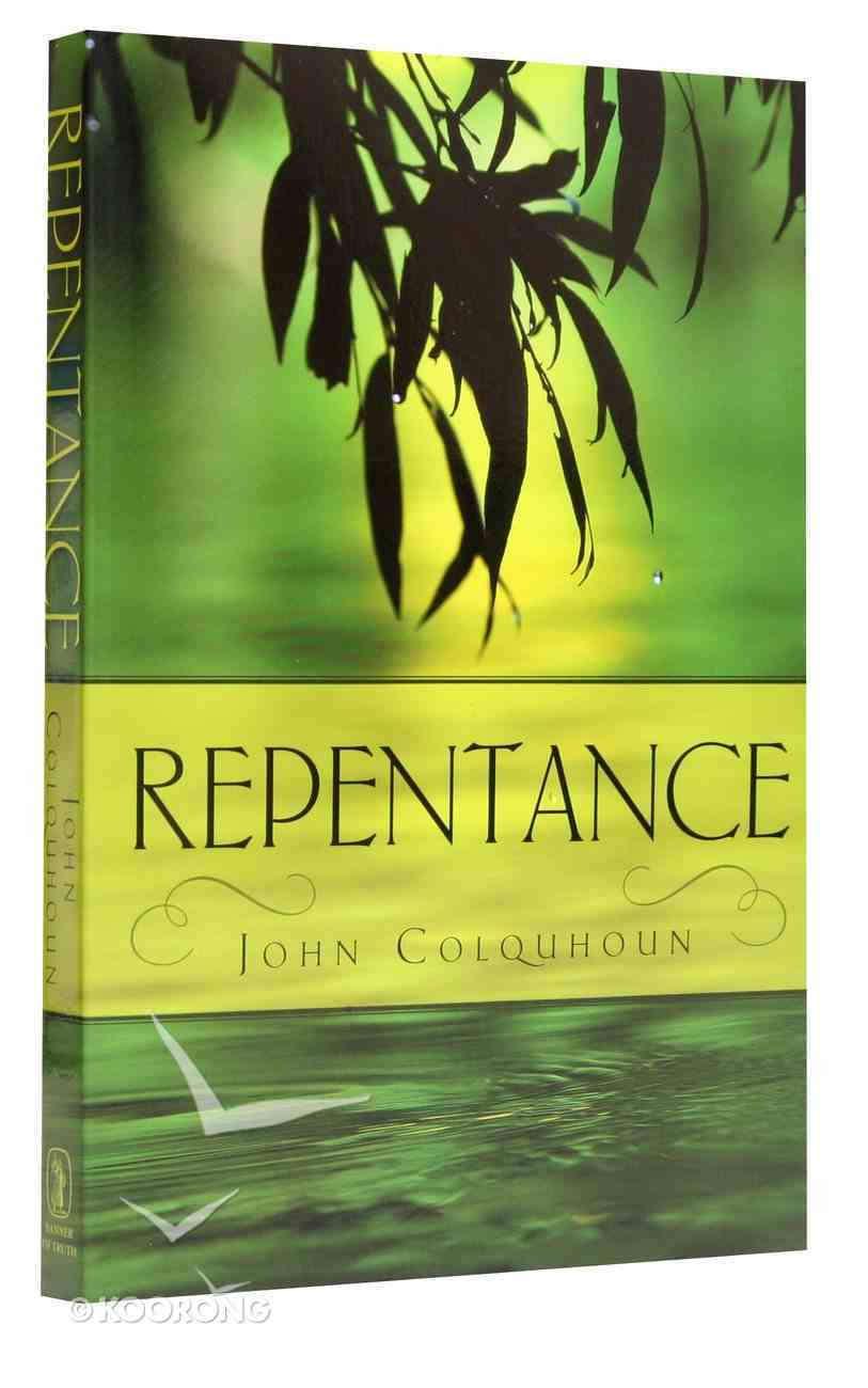 Repentance Paperback