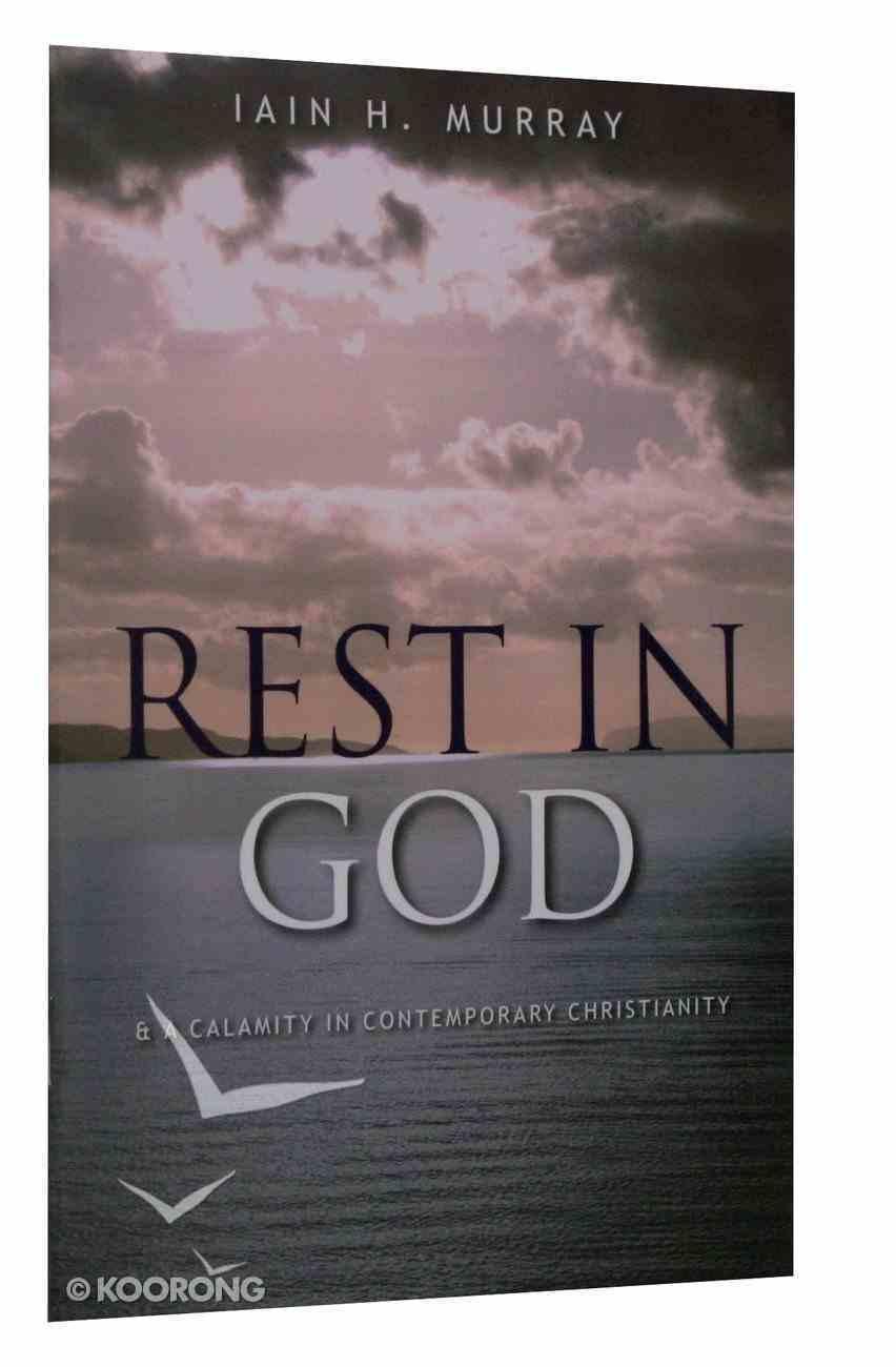 Rest in God Booklet