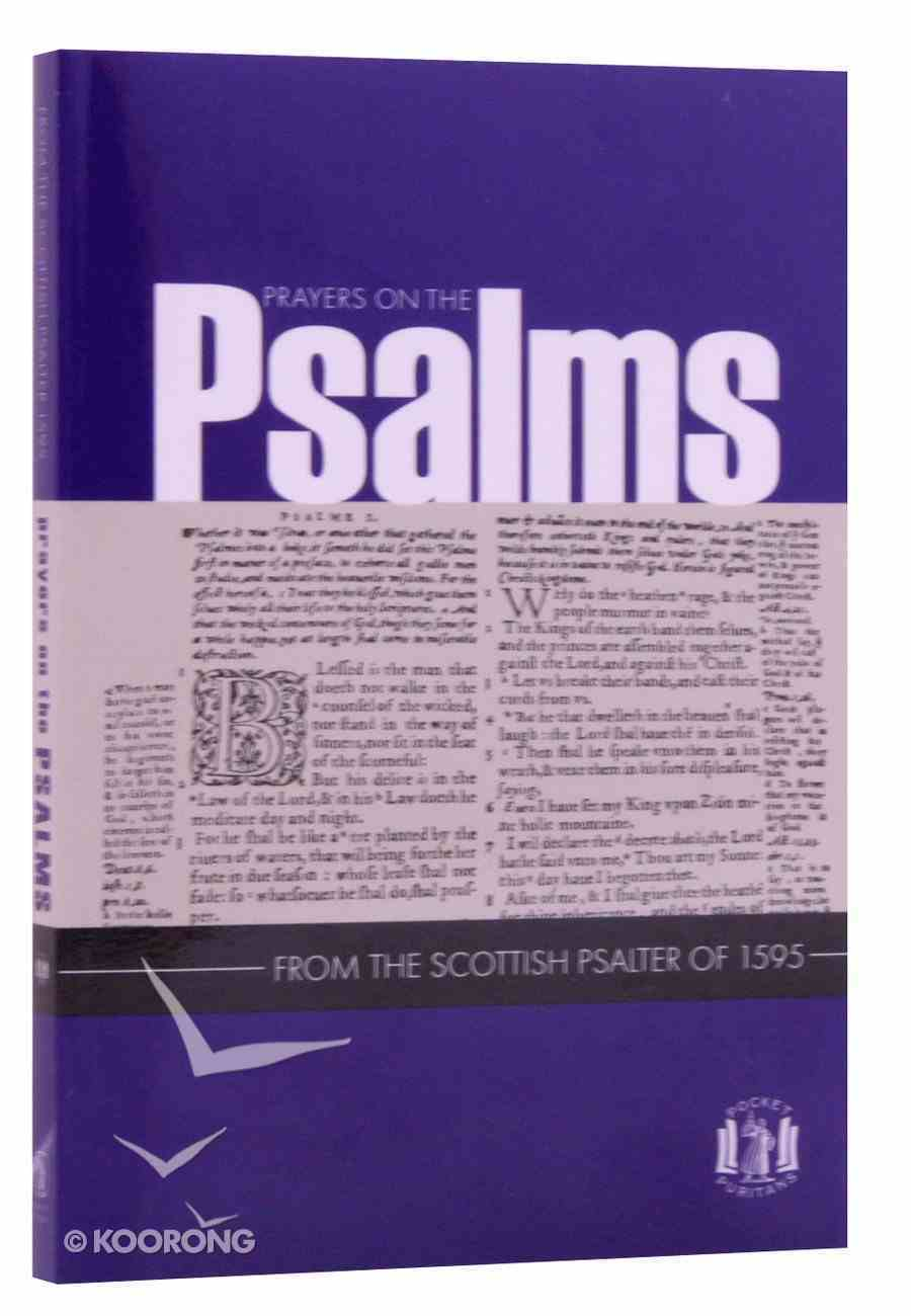 Prayers on the Psalms Paperback