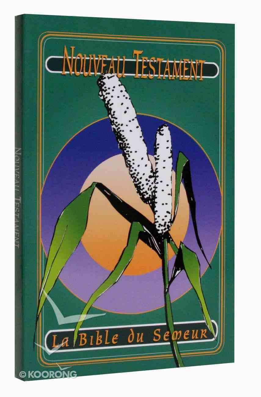 Ibs French Du Semeur New Testament Paperback