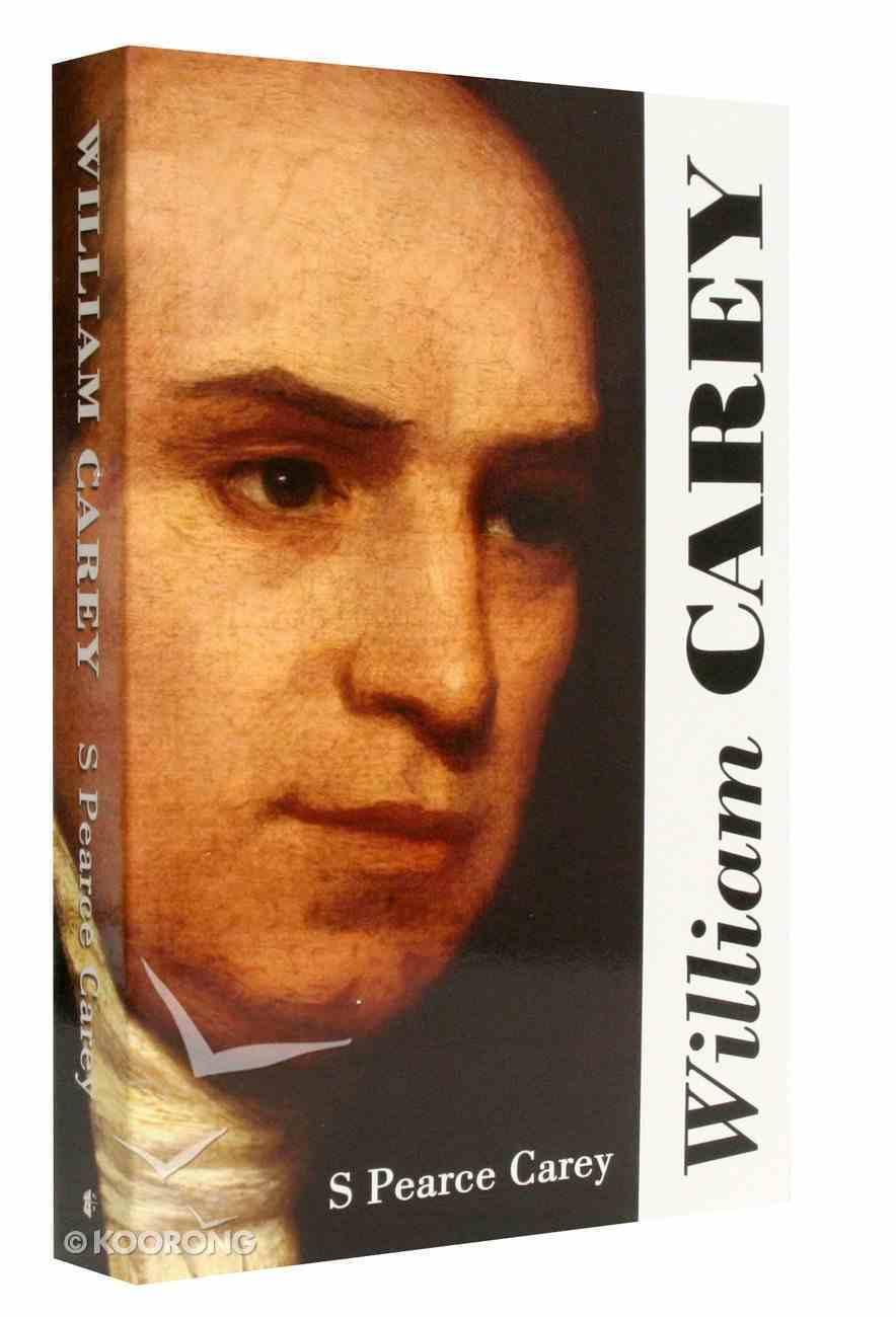 William Carey Paperback