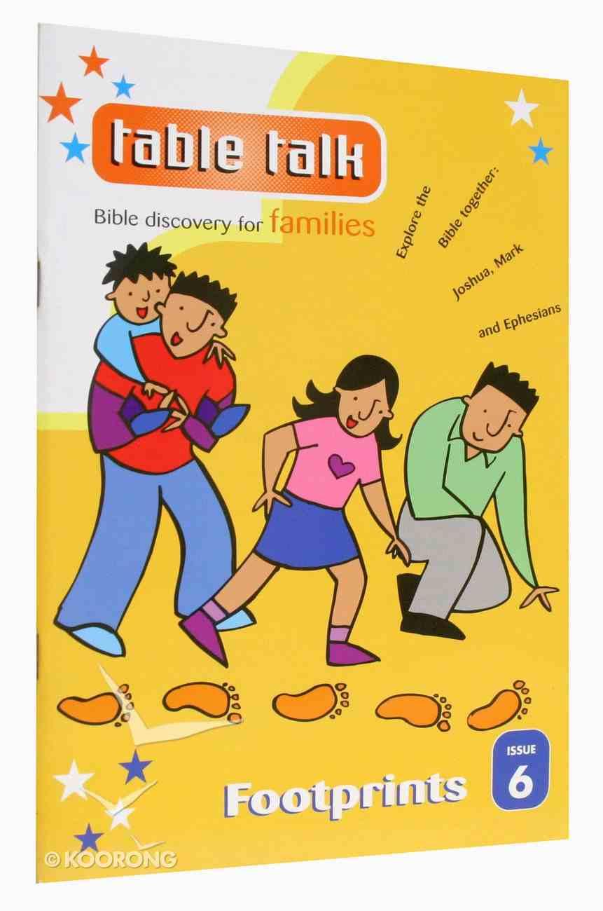 Footprints (#06 in Table Talk Series) Paperback