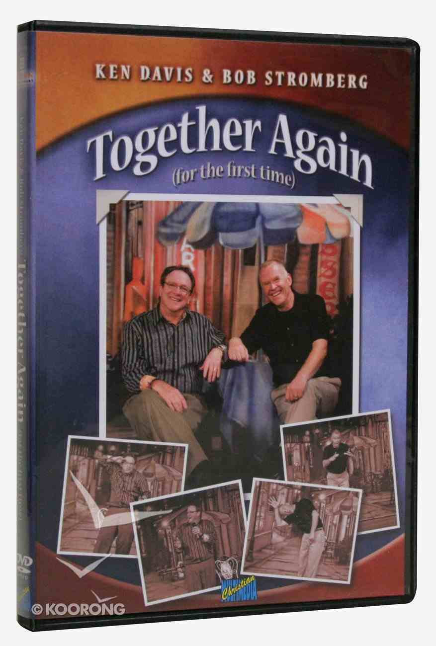 Together Again (For The First Time) DVD