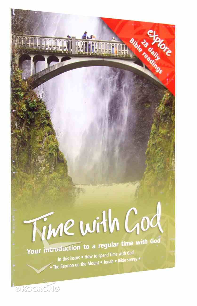 Explore: Time With God Paperback