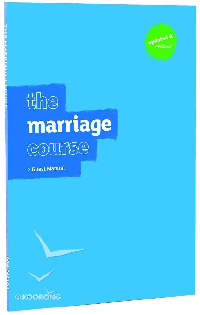 Guest Manual (The Alpha Marriage Course) Paperback