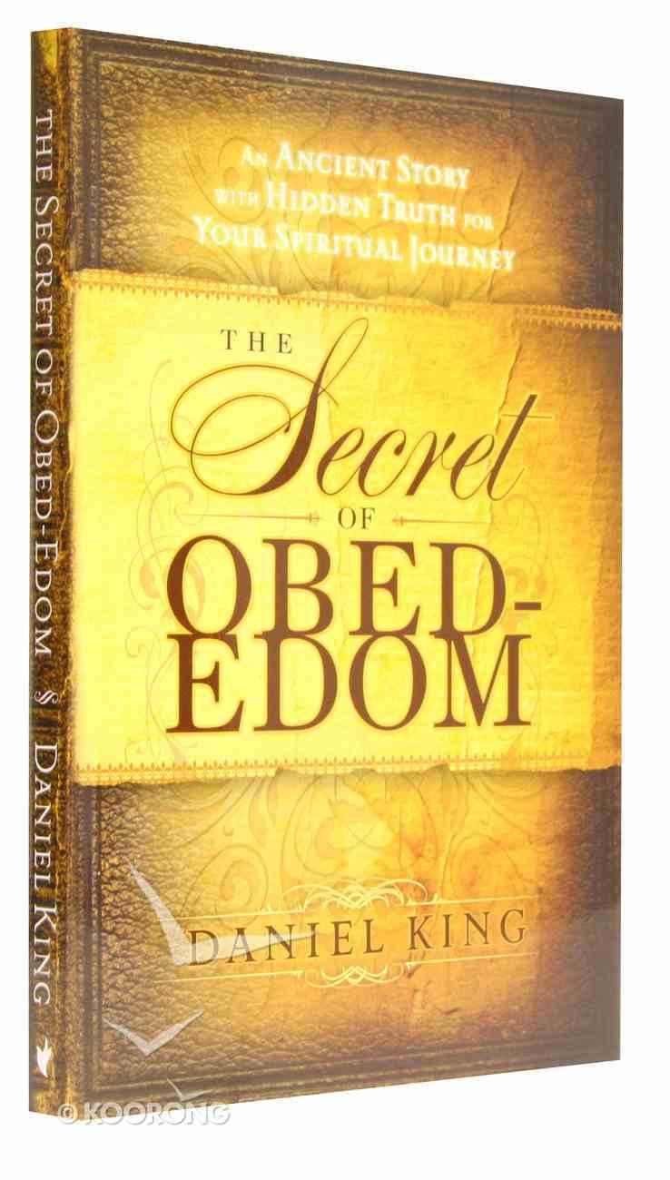 The Secret of Obed-Edom Paperback