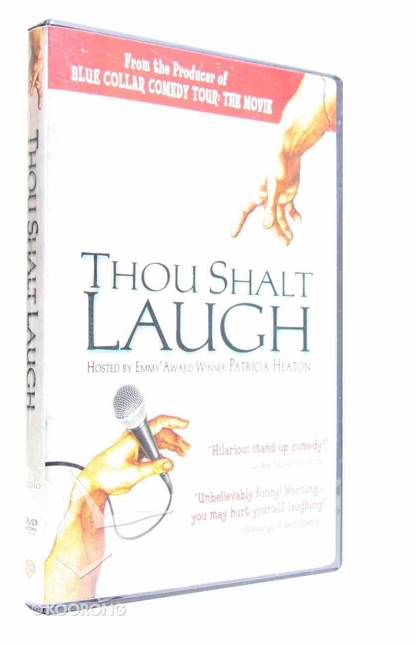 Thou Shalt Laugh #01 (#01 in Thou Shalt Laugh Series) DVD