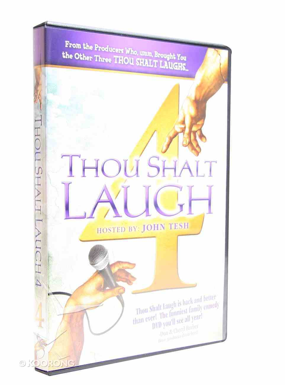 Thou Shalt Laugh #04 (#04 in Thou Shalt Laugh Series) DVD