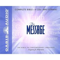 Album Image for Message Complete Bible on MP3 (4 Cd Set) - DISC 1