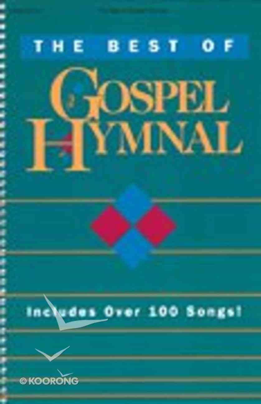 Best of Gospel Hymnal (Music Book) Paperback