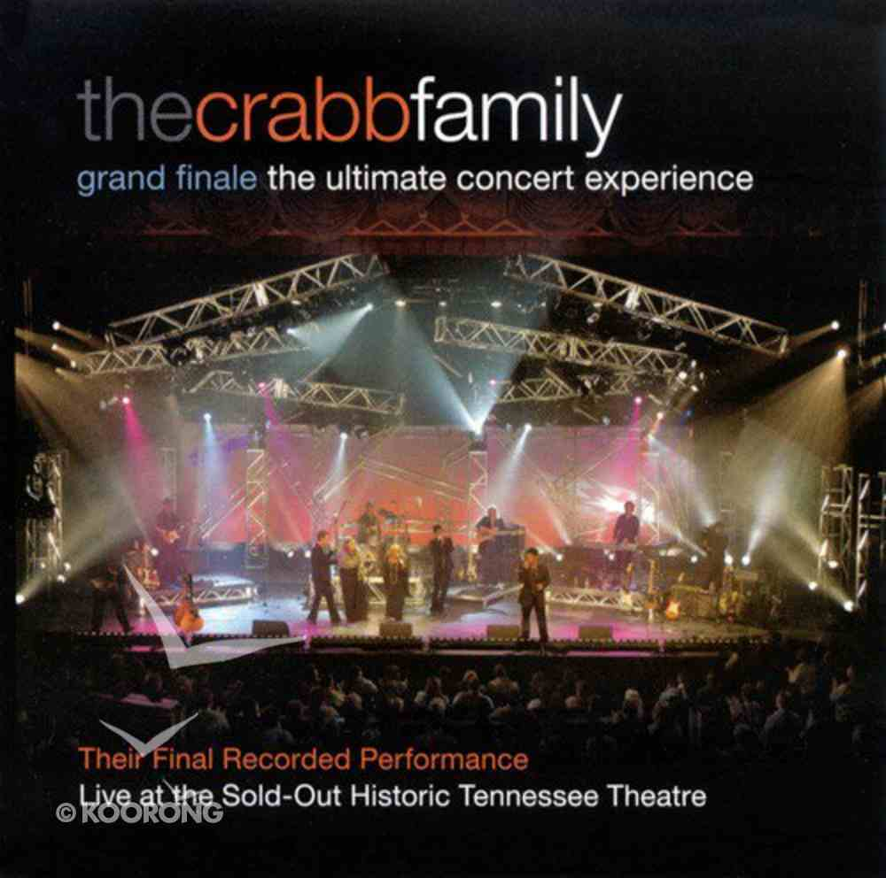 Grand Finale: Ultimate Concert Experience CD